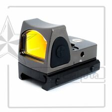 Tungsten Tactical RMR Style Miniature Reflex Red Dot Sight w/ Picatinny Mount
