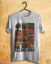 Rare Vtg KILLING JOKE SEX PISTOLS BAUHAUS NEW WAVE CONCERT TOUR T-SHIRT Size XXL