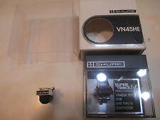 SHURE V15 IV CARTRIDGE & GENUINE SHURE VN45HE STYLUS IN PLASTIC DISPLAY CASE