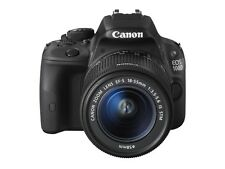 Canon EOS Rebel SL1 / 100D DSLR Camera with 18-55mm Lens (Black)