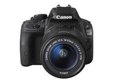 Canon EOS Rebel SL1 / 100D DSLR Camera with 18-55mm Lens (Black)