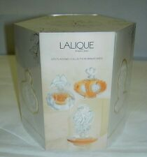 Rare LALIQUE France Ultimate Collection Miniature Perfume Set 2003 2004 2005 NIB