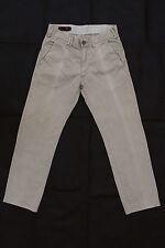 MCS Malboro Classics Chinos Trousers Pants Beige Mens W30 L30