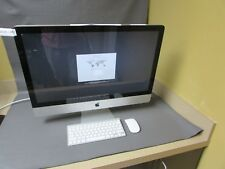 "Apple iMac MD093LL/A i5 2.7 27"" 4gb RAM 1TB HDD (Late-2012) GD8120"