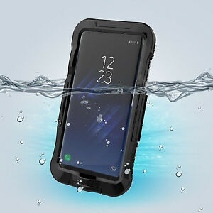 Beach Swimming PVC Armor Under Waterproof Bag Case For Samsung Galaxy S8Plus s8+