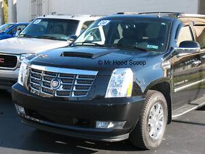 Hood Scoop for Cadillac Escalade By MrHoodScoop UNPAINTED HS009