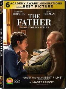 The Father DVD  Anthony Hopkins Olivia Colman