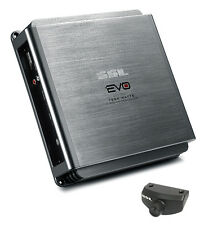 Soundstorm SSL EVO1500.1 1500W Mono AB Car Amplifier Power Amp+Remote EVO15001