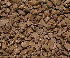 Natural Stone Ballast H0 scale 16oz. by volume heavy rust
