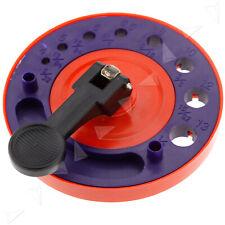 4-13Mm Diamond Drill Bit Tile Hole Saw Core Bit Guide w/Vacuum Base
