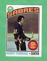 1976-77 OPC O PEE CHEE  # 180  Gilbert Perreault nrmnt-mt