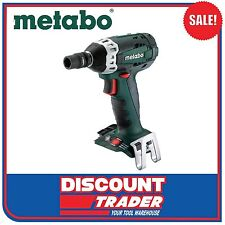 "Metabo 1/2""Dr 18V Lithium-Ion Cordless Impact Wrench Bare Tool SSW 18 LTX 200 SK"