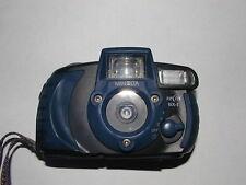 Vintage Minolta Gx-1 Aps Point & Shoot Film Camera
