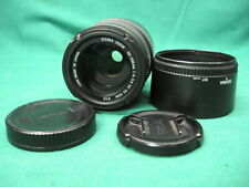 Sigma 50-200mm f/4.0-5.6 DC IF SLD OS Lens with HSM for Canon Excellent (4C)