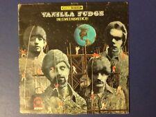 VANILLA FUDGE~renaissance ATCO 1968 Early Press B/C ~ (LP) Vg / ((JACKET) G+/Vg