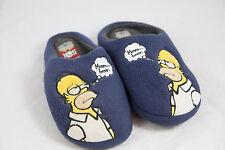 Para hombre o Boys Home Simpson Zapatillas con Duff Cerveza Talla Pequeña