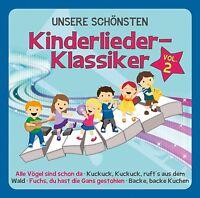 FAMILIE SONNTAG - UNSERE SCHÖNSTEN KINDERLIEDER-KLASSIKER VOL.2  CD NEU