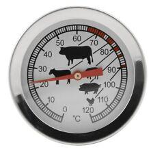 Termometro Analogico con Sonda in Acciaio Inox per Carne BBQ - Dangrill 87865