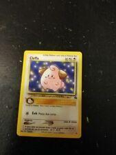 Pokemon CLEFFA promo card #31 nuova mint perfetta