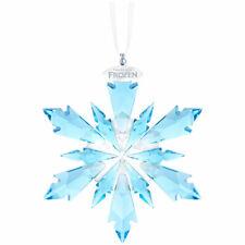 Ornamento de Swarovski Azul Congelada Copo de Nieve 300 deslumbrante facetas 5286457