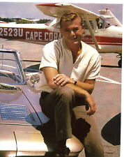 Martin Milner Route 66 8x10 photo T2159