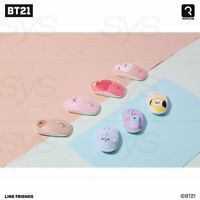 BTS BT21 Official Authentic Goods Wireless Silent Mouse Baby Ver +Traking Number