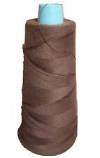 Dark Brown,  Poly / Cotton Thread, 6000 Yds