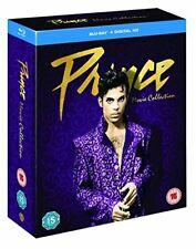Prince - Movie Collection Blu-ray Region 2016 DVD 5051892201858