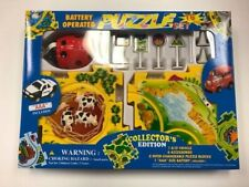 3  Different Puzzle Sets Battery Operated 16 Piece Puzzle Set Collectors Edition