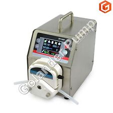 BT100F-1 Intelligent Dispensing Peristaltic Pump with pump head YZ15/YZ25