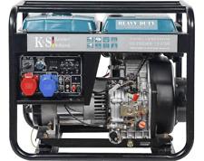 KS 8100HDE-1/3 ATSR Diesel Stromerzeuger Könner & Söhnen Stromaggregat