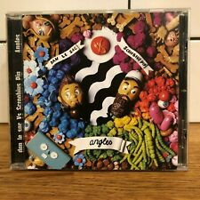 DAN LE SAC VS SCROOBIUS PIP ANGLES 2008 UK HIP HOP POP RAP CD