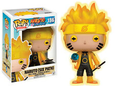 Naruto POP Naruto Six Path Glow in the Dark Exclu - Funko