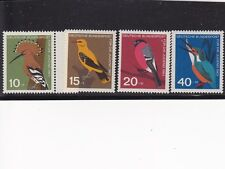 Germany B388-391 MNH