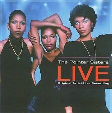 The Pointer Sisters Live 2008 CD