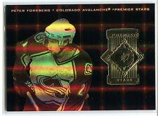 1998-99 SPx Top Prospects Premier Stars 23 Peter Forsberg