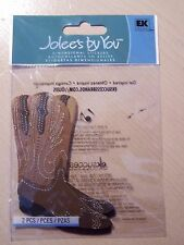 NEW RELEASE - JOLEE'S BY YOU - LARGE - MEN COWBOY BOOTS
