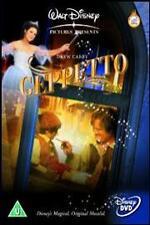 Disney : Geppetto  DVD