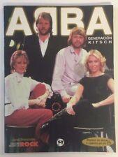 ABBA Spain Magazine 2000 Swedish Pop Group