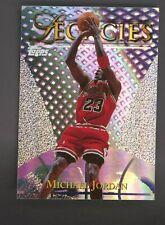 New listing 1999 Topps Legacies Michael Jordan Chicago Bulls HOF