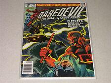 Daredevil #168 1st Elektra