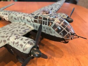 nicely built 1/48 scale Ju 188 bomber from the Little Blitz
