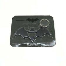 Batman Keychain Bottle Opener Multi Tool