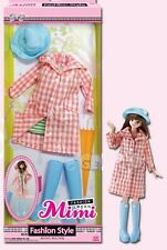 """Korean  doll """" MIMI """" Clothes, Accessories """" 4set * Available Barbie doll"""