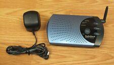 Genuine Radio Shack (43-124) Single Wired Intercom With Power Supply **READ**