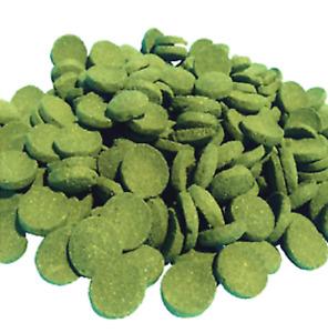 Wafers of Spirulina, Algae, True USA made Zeigler Wafers - No Fakes
