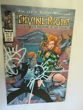 Divine Right Numéro 3 de Nov. 1998 (Les aventures de Max Faraday) /image Semic