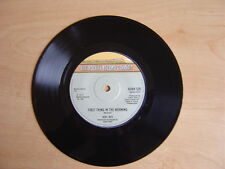"""Kiki Dee: First Thing In The Morning 7"""": 1977 UK Release"""