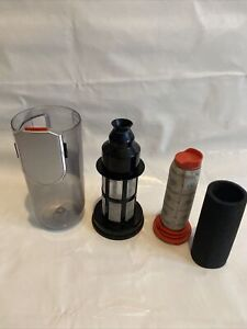 Genuine Dust container for Bosch vacuum cleaner Athlet 25.2V