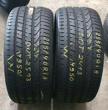 2 x 255/40 R18 99Y Pirelli Sommerreifen 6,5 mm